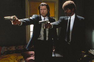 Pulp Fiction Teaser